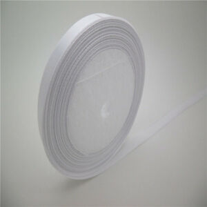 "Wholesale! 25-100 Yards DIY 3/8 ""10 mm craft Satin Ribbon Wedding Party"