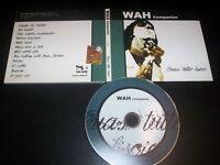 Wah Companion  –  Quasi Tutto Liscio CD digipak Lady Lovely – LUV001