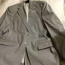 """EXCELLENT CONDITION Haspel Striped Seersucker """"Newport"""" Suit - 38S"""
