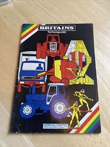 Britains Toy Catalogue 1981
