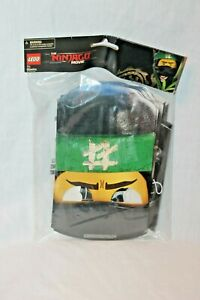 NEW IN PACKAGE LEGO THE NINJAGO MOVIE 8 MASKS PARTY SUPPLIES