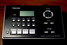 Vintage Tascam Cd-Bt2 Portable Cd Bass Trainer Teac Professional Division 2008