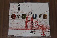 Erasure - Run To The Sun (Remixes) (1994) (MCD) (INT 826.634, LCD Mute 153)