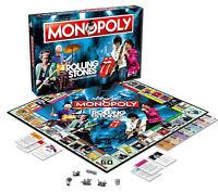 Monopoly The Rolling Stones (englisch) Boardgame Brettspiel Gesellschaftsspiel
