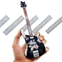 Mini Guitar 1:4 Lemmy Kilmister bass MOTORHEAD tribute fan miniature collectible