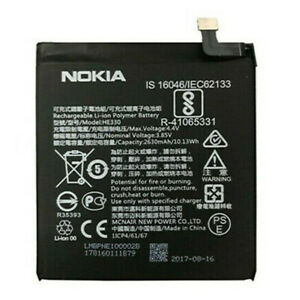 Genuine Nokia HE330 Battery 2630mAh 3.85v 10.13Wh / For Nokia Phone