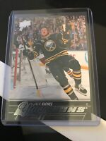 2015-16 UPPER DECK YOUNG GUNS JACK EICHEL