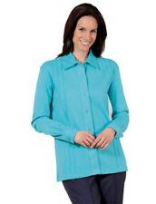 Maglie e camicie da donna camicetta Blu Taglia 42