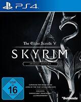 The Elder Scrolls V: Skyrim Special Edition UNCUT (PlayStation 4, PS4) NEU/OVP