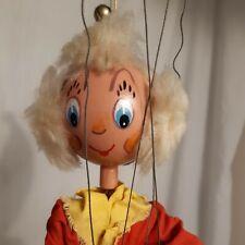 Pelham puppets  Noddy  edith  blyton  Hand made In England