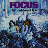 "FOCUS ""Live In Rotterdam 1971"" (SOUNDBOARD) (RARE CD)"