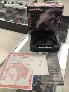 Rockford Fosgate Punch 100X2 DSM Trans•Ana Old School 2 Channel Amplifier Nice!