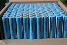 20 Pieces 18650 2000-2200 mAh Blue Rechargeable Battery Li-ion Battery 3.7V