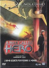 Dvd A MAN CALLED HERO - (1999)   ......NUOVO