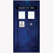 DOCTOR WHO TARDIS LARGE TOWEL NEW OFFICIAL MERCH