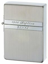 ZIPPO Oil Lighter NO1935 mirror line SV silver from Japan