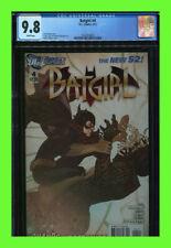 Batgirl #4 CGC 9.8 Adam Hughes