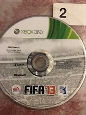 #0002 - XBox 360 - Fifa 13 - Disc Only