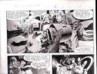 Original art Gene Colan McLeold Howard the Duck 1  pg 24