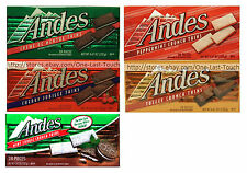 ANDES^* 4.67oz/28pc Per Box THINS Candy/Candies HOLIDAY Gluten-Free *YOU CHOOSE*