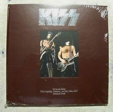 "KISS ""ROCK AM RING NURBURGRING GERMANY REUNION TOUR 1997""2LP DELUXE BOX 106/275"