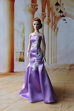 """Handmade dress / gown / outfit for Tonner Doll with Antoinette or Chic body 16"""""""