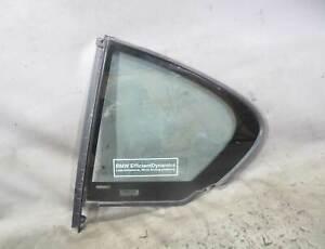 2011-2016 BMW F10 5-Series Sedan Left Rear Drivers Quarter Window Glass Pane OEM