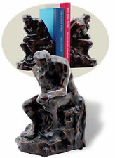 Rodin's Thinker Bookends Set of 2 NEW