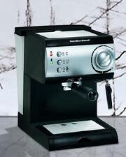 Hamilton Beach Espresso Machine with Steamer - Cappuccino, Mocha, & Latte...