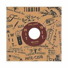 """Soul-La-Das - Movin' & Groovin' Part 1 / Part 2 7"""""""
