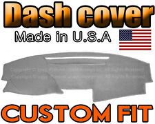 fits 2007-2011  TOYOTA  CAMRY  DASH COVER MAT DASHBOARD PAD /  LIGHT GREY