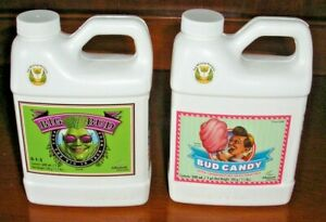 ADVANCED NUTRIENTS BIG BUD & BUD CANDY 500 ML BUNDLE  IN STOCK FAST SHIPPING