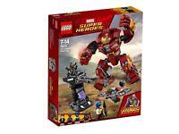 LEGO Marvel Super Heroes Der Hulkbuster (76104) Neu und Ovp