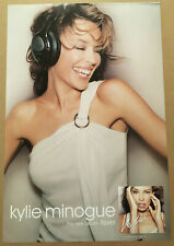 Kylie Minogue Rare 2001 Promo Poster for Fever Cd Never Displayed Usa 16x24