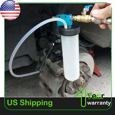 Car Vehicle Vacuum Brake Bleeder Tank Fluid Oil Change Pump Oil Tool New US 2019