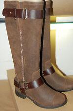 NIB UGG Dree Dark Chestnut Boots Winter High size 5 women med warm
