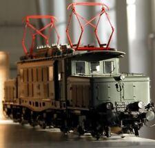 Spur 1 Güterzug-Lokomotive E94-161 Krokodil, Bockholt, Fulgurex, Sammler 1980er