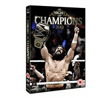 Official WWE Night of Champions 2013 DVD