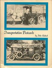 More details for postcards : transportation postcards-kaduck