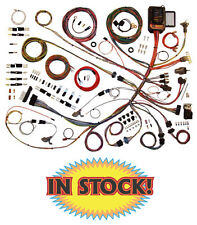 1961-66 Ford Pickup Truck Custom Update Wiring Kit - American Autowire 510260