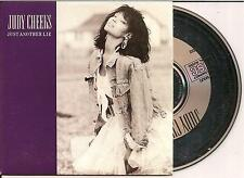 JUDY CHEEKS - just another lie CD SINGLE 3TR CARDSLEEVE 1988 RARE!!