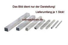 4x4x70 mm HSS Drehmeissel Drehstahl Rohling Drehling DIN 4964 HSSE (EW 9 Co10)