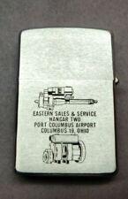 Zippo Slim Polished Chrome Pocket Lighter- Promotional