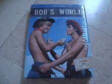 BOB´S WORLD Life&Boys of AMG´s Bob Mizer *NEW* BOOK +DVD Dallesandro nude gay