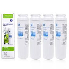 4 Pack Genuine GE MSWF SmartWater Refrigerator Water Filter New & Sealed