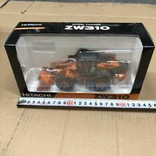 Vehicle toy Heavy Equipment WHEEL LOADER HITACHI ZW310 1/50 Minicar Diecast