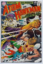 Atom Hawkman 42 VF/NM 9.0 Silver Age Joe Kubert