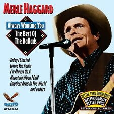 Merle Haggard - Always Wanting You: The Best of the Ballads [New CD]
