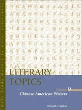 Literary Topics V9 Asian American Literature (Gale Study Guides to Gre-ExLibrary