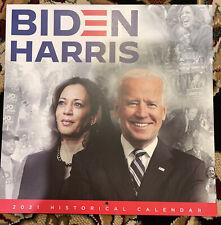 BIDEN HARRIS 2021 Calendar